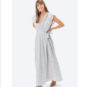 Lovestitch Anna Wrap Dress NEW WITH TAGS